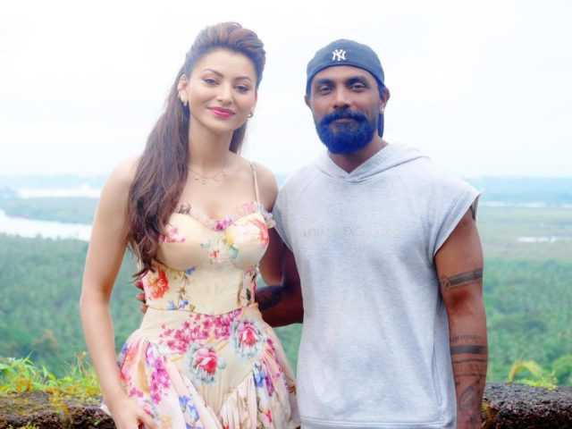 Choreographer-filmmaker Remo DSouza and actress Urvashi Rautela have joined hands for a project