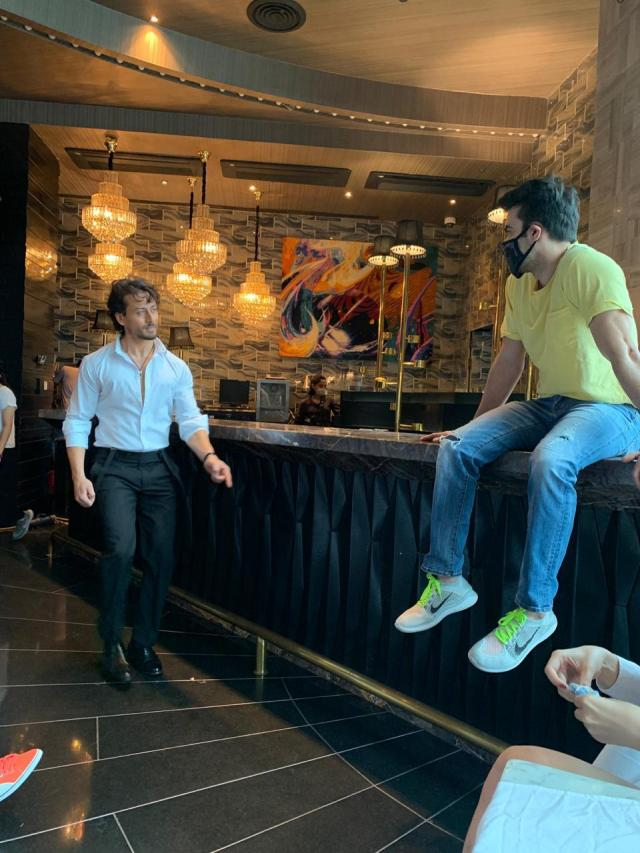 Punit Malhotra on shooting Tiger Shroff's song Unbelievable amidst restrictions
