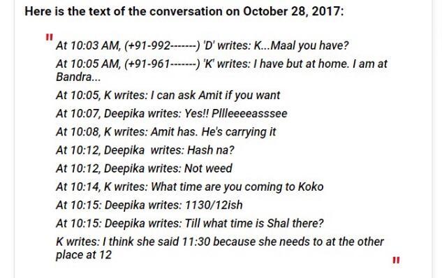 Drug Chat