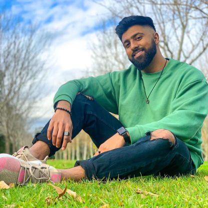 "Crown The Brown TikTok Spotlight: Ramis Ansari ""Create Without Fear"""