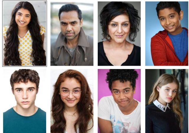 """Disney Channels original movie """"Spin"""" with a Indian Cast!"""