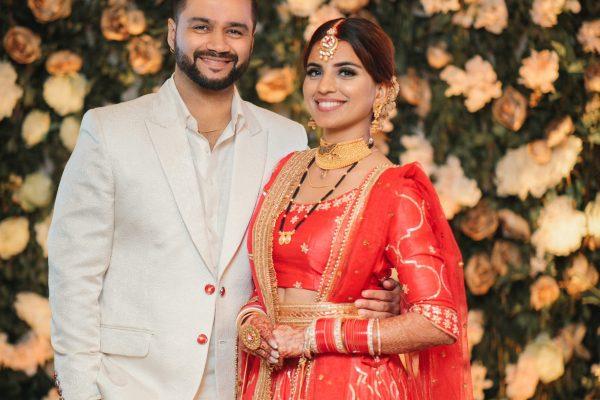 Balraj Syal and Deepti Tuli are out with their first single 'Maahi'
