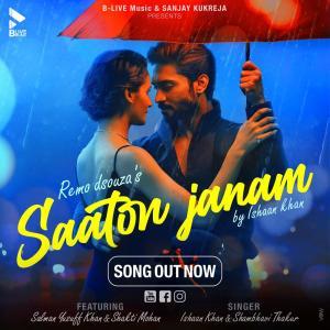 Salman Yusuff And Shakti Mohan Sizzle In Their Romantic Song Saaton Janam