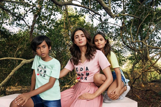 Alia Bhatt Launched Her Own Label Of Kids Clothing