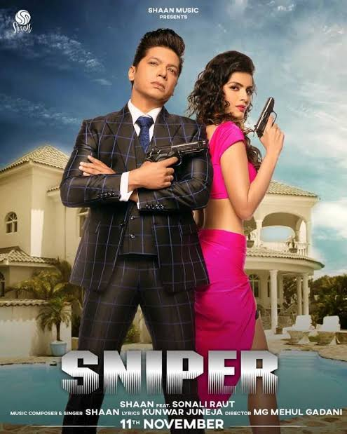 Shaan And Sonali Raut Rock In Sniper
