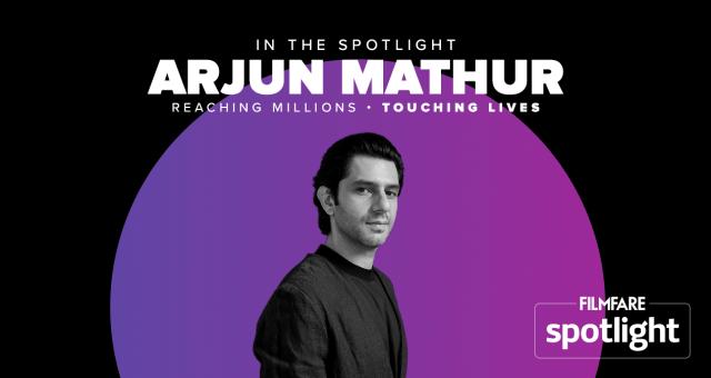 Filmfare Spotlight_Arjun Mathur