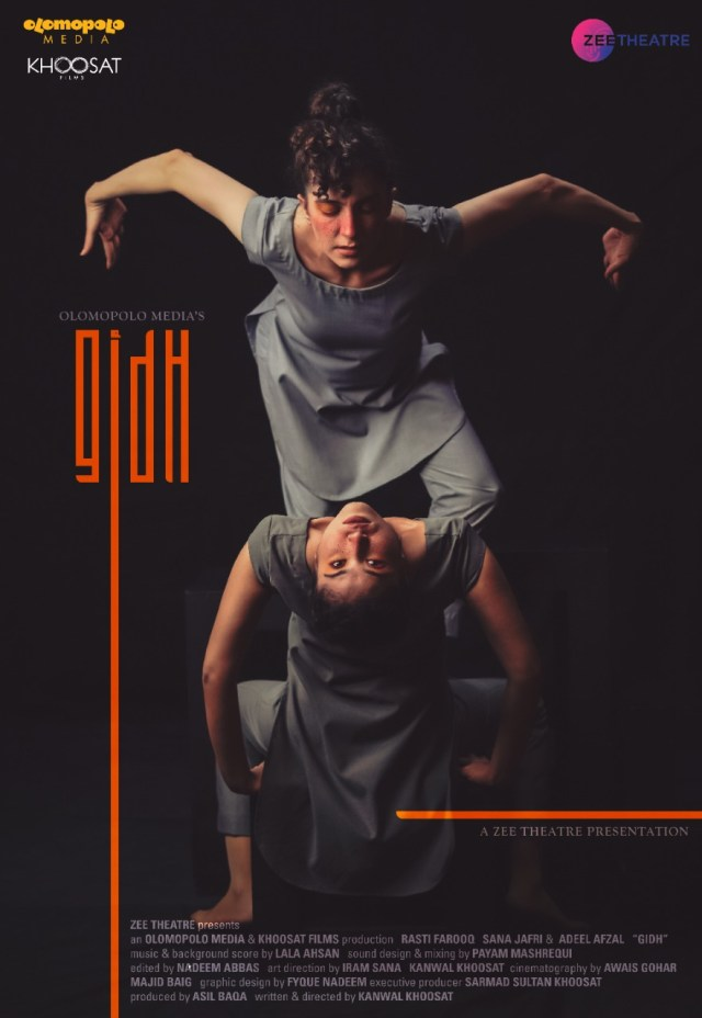 This December, delve into Zee Theatre's thrilling teleplay 'Gidh'