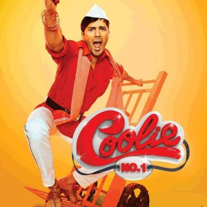 Coolie No 1 Gets Accolades From B-Town