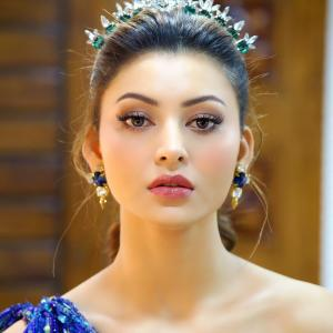 "Urvashi Rautela's Look In ""Teri Load Ve"" Is Inspired By THIS Princess"