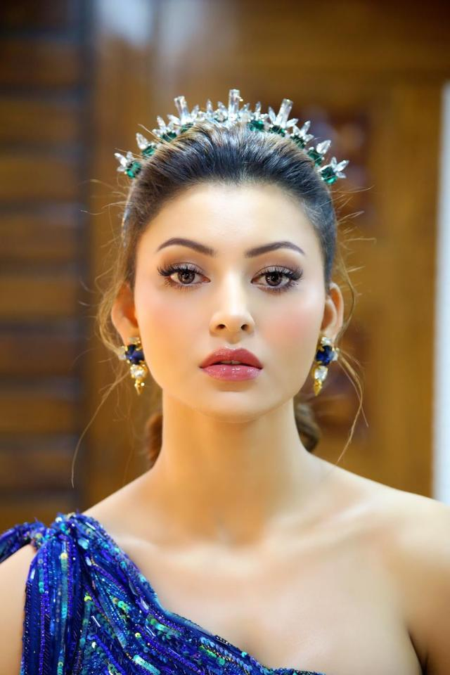 Urvashi Rautela is the first Asian Indian actress to feature on Iraq's Magazine cover