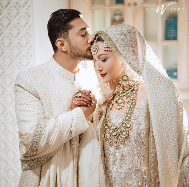 Best Pictures Of Gauahar Khan And Zaid Darbar Wedding Ceremony