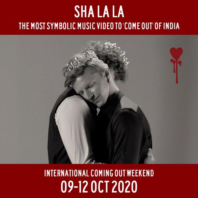 The poster of Sha La La