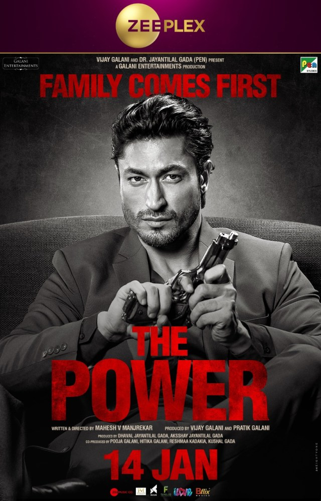 ZeePlex to exclusively release Vidyut Jammwal, Shruti Haasan starrer The Power on Jan 14
