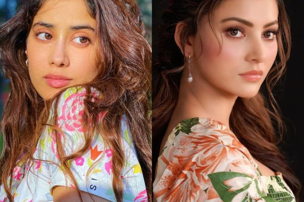Urvashi Rautela, Janhvi Kapoor channel their inner Shakira; Watch Video!!