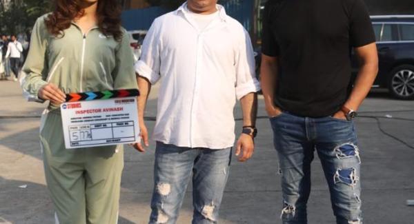 Randeep Hooda, Urvashi Rautela starrer Inspector Avinash goes on floor today in Mumbai
