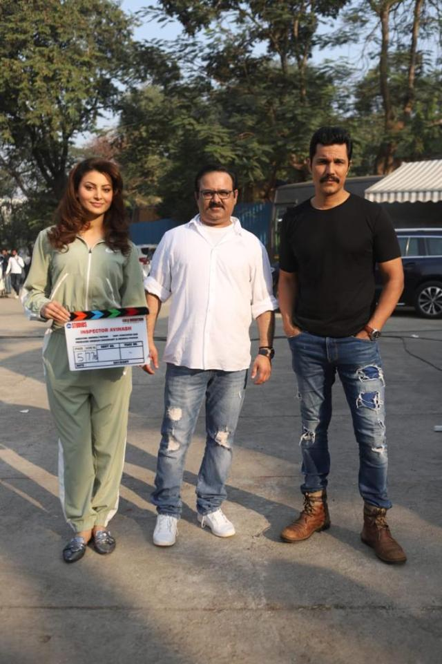 Randeep Hooda, Urvashi Rautela starrer Inspector Avinash goes on floor today in Mumbai