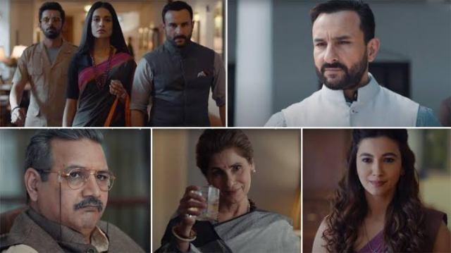 Tandav Trailer: The dangerous game of politics