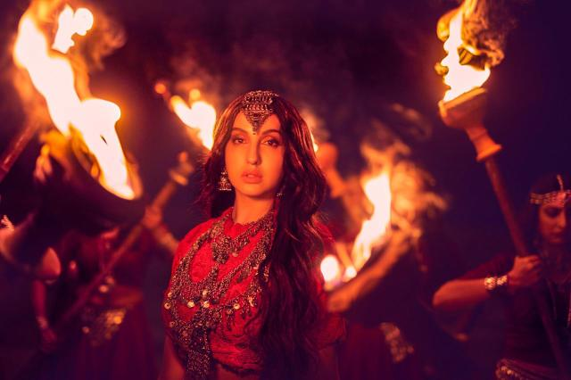 Nora Fatehi burns with rage in new number Chhor Denge. Song out now