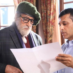 """Working with Amitabh Bachchan was a huge learning curve for me,"" says Anand Pandit"