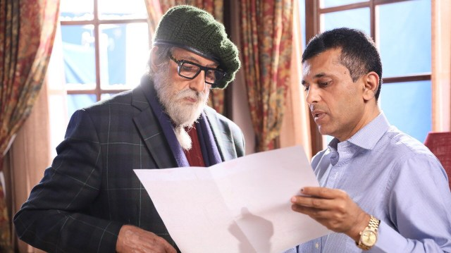 """""""Working with Amitabh Bachchan was a huge learning curve for me,"""" says Anand Pandit"""