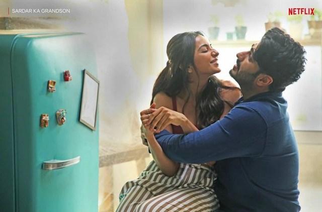 Rakul Preet Singh and Arjun Kapoor starrer Sardar Ka Grandson to premiere on Netflix