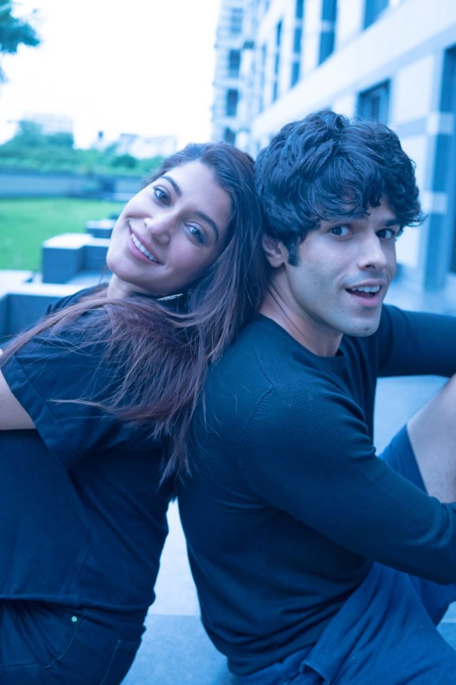 Anuja Joshi says she is very lucky to have someone like Mrinal Dutt