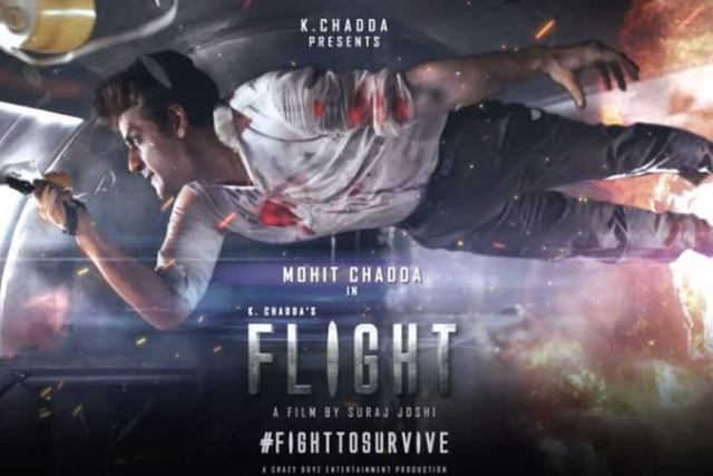 """""""A film that is worthy of the 'Big Screen' experience,"""" share debutant director Suraj Joshi and actor Mohit Chadda as they release the trailer of Flight"""