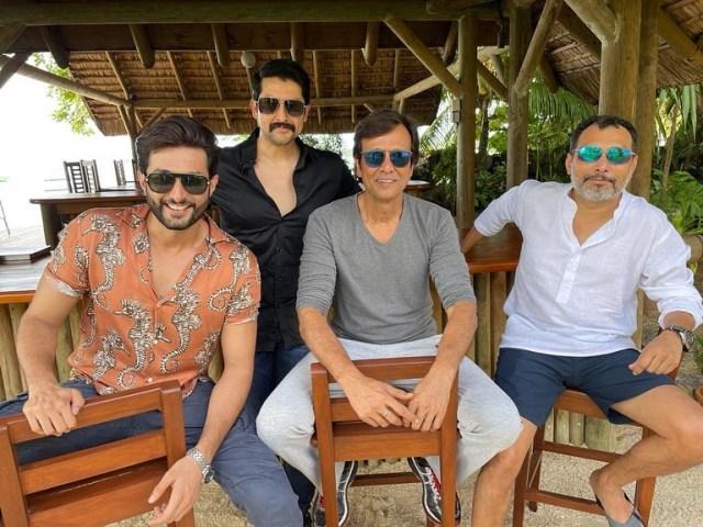 """Aadil Khan bags Neeraj Pandey's hit series """"Special ops"""""""