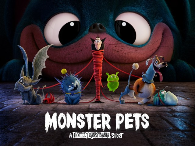 Sony Pictures Animation launched ' Monster Pets', A new Hotel Transylvania' short film