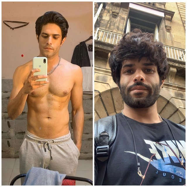 Mrinal Dutt puts on some extra kgs for His character in 'His Storyy'