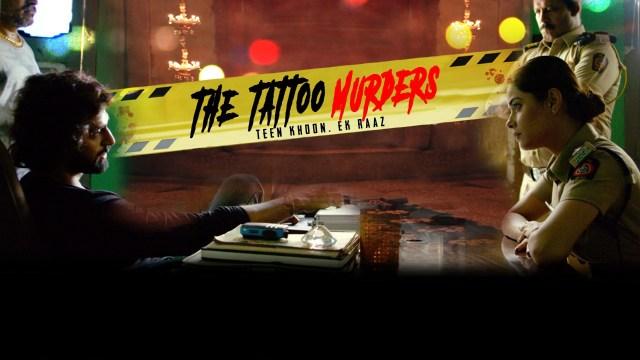 Meera Chopra and Tanuj Virwani starrer 'The Tattoo Murders, streaming now on Disney+ Hotstar