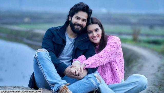 Varun Dhawan announces the wrap of 'Bhediya' schedule for Kriti Sanon