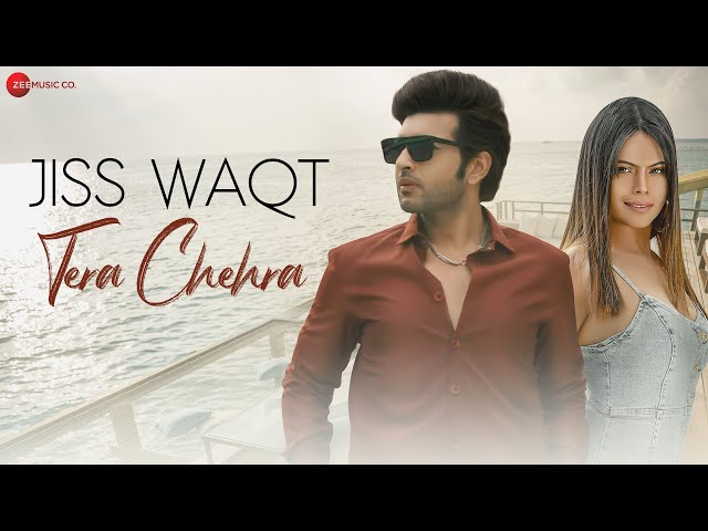 Karan Kundra and Deana Dia's sizzling chemistry in 'Jiss Waqt Tera Chehra'