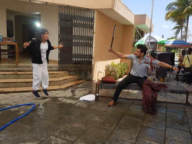 'Yeh Rishta Kya Kehlata Hai': Sirat comes to help Kairav with a school project