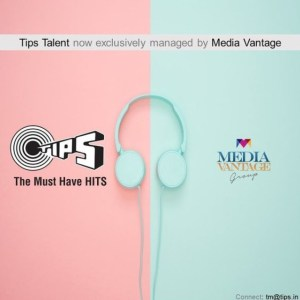 Tips Music announces strategic partnership with Media Vantage