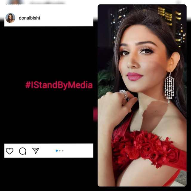 Donal Bisht initiates #IStandByMedia campaign to pay tribute to journalists who lost their lives to COVID 19