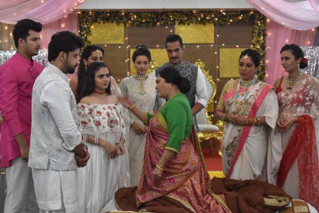 'Anupamaa': Baa gets to know Nandini's truth