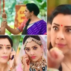 Anupamaa': Anupamaa warns Kavya to stay away from her family