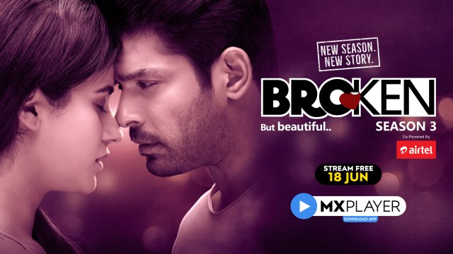 Sidharth Shukla and Sonia Rathee starrer Broken But Beautiful 3 to stream on MX Player