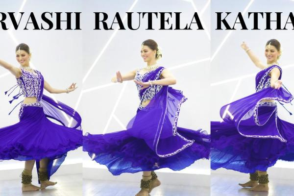 Urvashi Rautela's new Kathak dance video blows Guru Randhawa and Jacqueline Fernandes's mind leaving them awestruck, Check out their comments