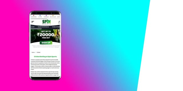 Cricket betting apps