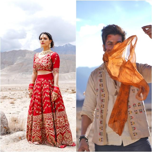 Sunny Kaushal and Saiyami Kher come together for 'Dil Lauta Do'