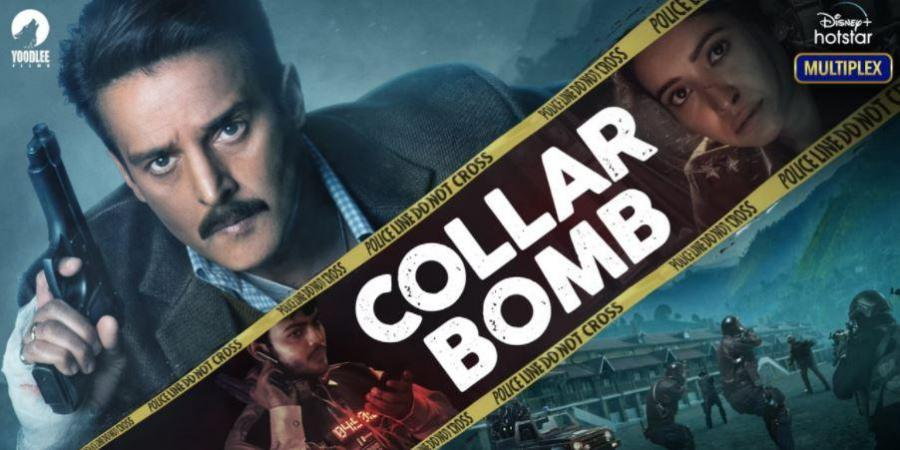'Collar Bomb' review: Jimmy Sheirgill and Asha Negi race against time is an engaging thriller!