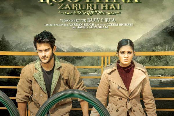 Jeevansh Chadha and Kajal Chauhan's 'Kya Tera Roothna Zaroori Hai' out now!