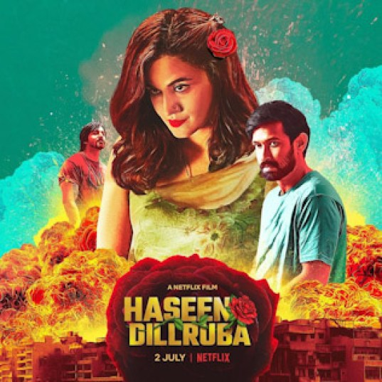'Haseen Dillruba' review: A love story with a thrilling twist!