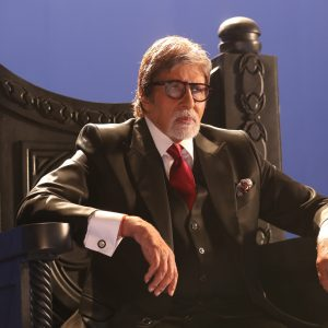 Amitabh Bachchan back on the sets of Anand Pandit's Chehre to shoot for the title track video
