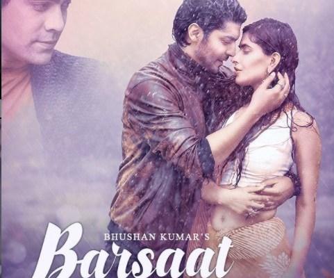 "Karishma Sharma and Gurmeet Choudhary's song ""Barsaat Ki Dhun"" is out now!"