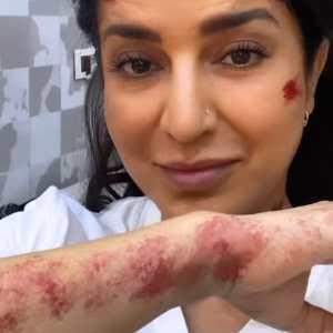 Tisca Chopra Shares An Interesting Sneak Peek From The Shoot Of Fear 1.0