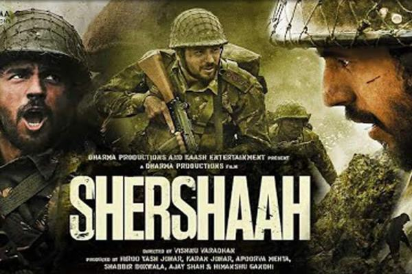 Sidharth Malhotra & Kiara Advani starrer 'Shershaah' clocks over 36 M views