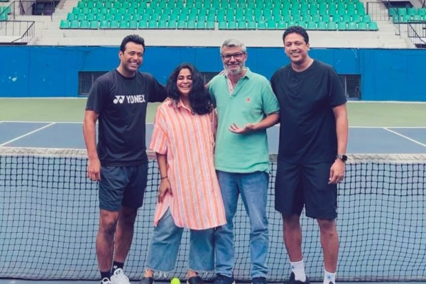 Ashwiny Iyer Tiwari announces wrap on Zee5 Series Break Point' on Leander Paes and Mahesh Bhupathi